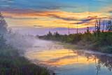 Irish Creek Sunrise 13923-4