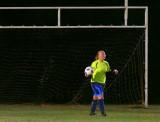 Danica On Goal 14701