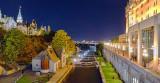 Ottawa Locks At Night 17311-6
