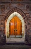 Centre Block Side Door 17376-81