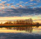 Otter Creek At Sunrise 18338-9