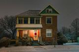 Nighttime House 20117-22