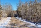 Christmas Eve Back Road 20196