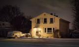 Nighttime House 20530-2