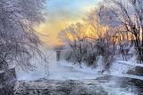 Frosty Rideau River 21006