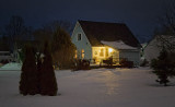 Nighttime House 20120124