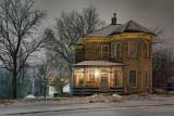 Nighttime House 20120127