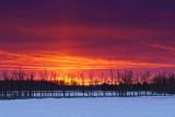Irish Creek Sunrise 21420
