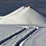 Snow-Covered Gravel 21455