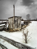 Electrified Outhouse 20120214