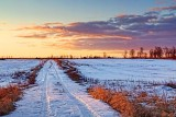 Sunrise Snowscape 20120217