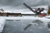 Scherzer Rolling Lift Bridge 20120303