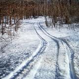 Snowmobile Trail DSCF04067