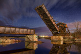 Scherzer Rolling Lift Bridge 22587