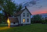 Lockmaster's House At Dawn 20120528