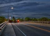 Rideau Ferry Bridge At First Light 24188-91