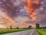 Clouds In Sunrise 20120609