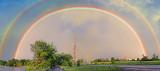 Sunset Rainbow 20120612
