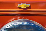 Classic Chevy Detail 25516