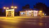 Modernized Old Gas Station 25903-7