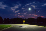 Streetlight At First Light 20120828