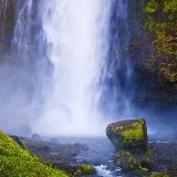 Lower Upper Multnomah Falls