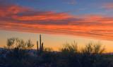 Desert Sunset 20071223