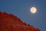 Moon Over A Mountain 78253