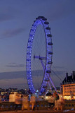 19849 - London eye / London - England