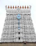 Sri Senthil Andavar, Lord Subramanyam [Murugan] Temple in Tiruchendur.