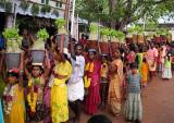 Mulaipari festival in Kuvathupatti village, Tamil Nadu, India