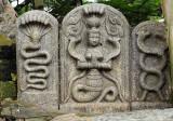 Naga stones. Bull Temple, Bangalore, Tamil Nadu. http://www.blurb.com/books/3782738