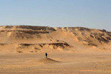 The Western Desert near Libya