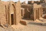 Al Bagawat near Kharga Oasis