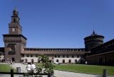 Sforza Castle, Milan