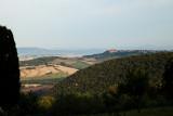 Pienza from Terre di Nano
