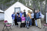 Big Smiles at the WhiteWolf Cabins
