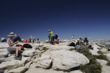 Lunch at the top