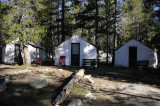 Aug 7 - Our Tent Cabins