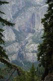 Yosemite Falls from Pohono Trail