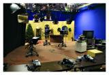 Empty TV Studio
