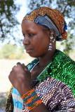 Jeune femme Peulh