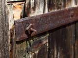 iron and wood