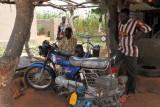 Le réparateur de motos