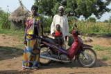 La moto : symbole de richesse