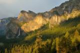 Bridalveil Falls at Golden Hour