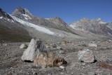 Nameless glacier