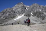 Below mountain 1564
