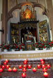 Altar in Oberhambach