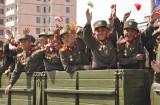 100th anniversary 15 April 2012  15 April 2012 centennial parade Pyongyang